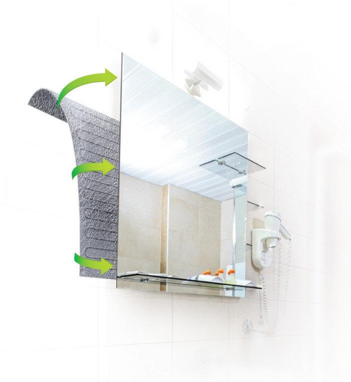 Для эффективного обогрева и осушения: приборы для ванной комнаты и их особенности