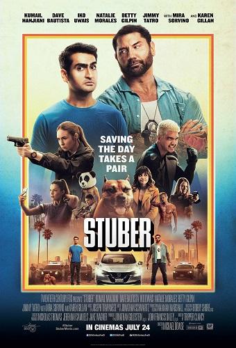 Stuber 2019 1080p WEB-DL H264 AC3-EVO