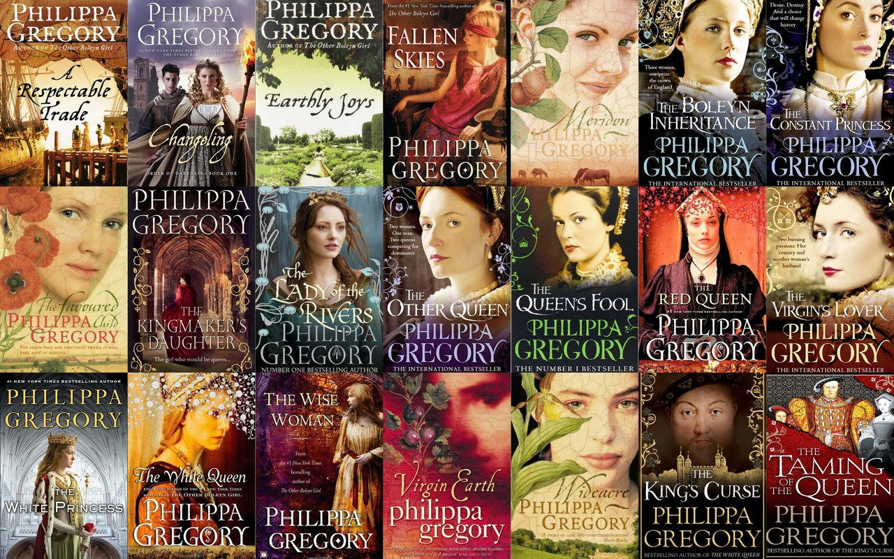 Philippa Gregory - Collection
