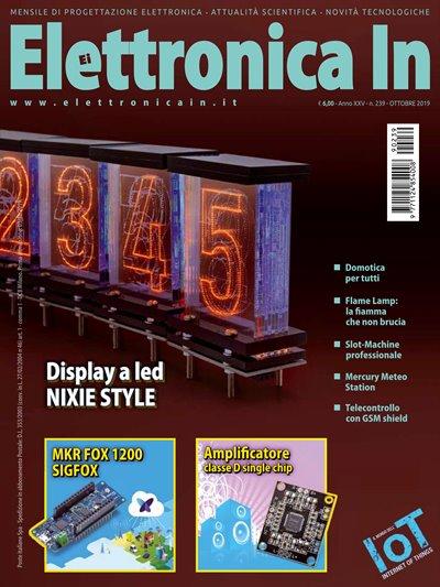 Elettronica In №239 Ottobre 2019