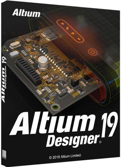 Altium Designer 19.1.8 Build 144