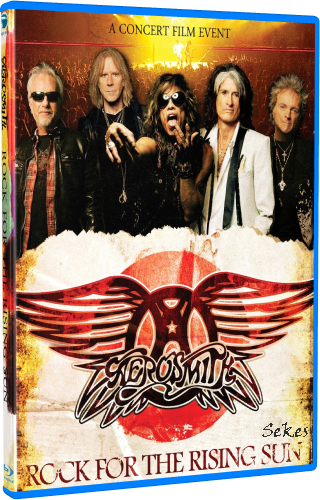 Aerosmith - Rock For The Rising Sun (2013, Blu-ray)