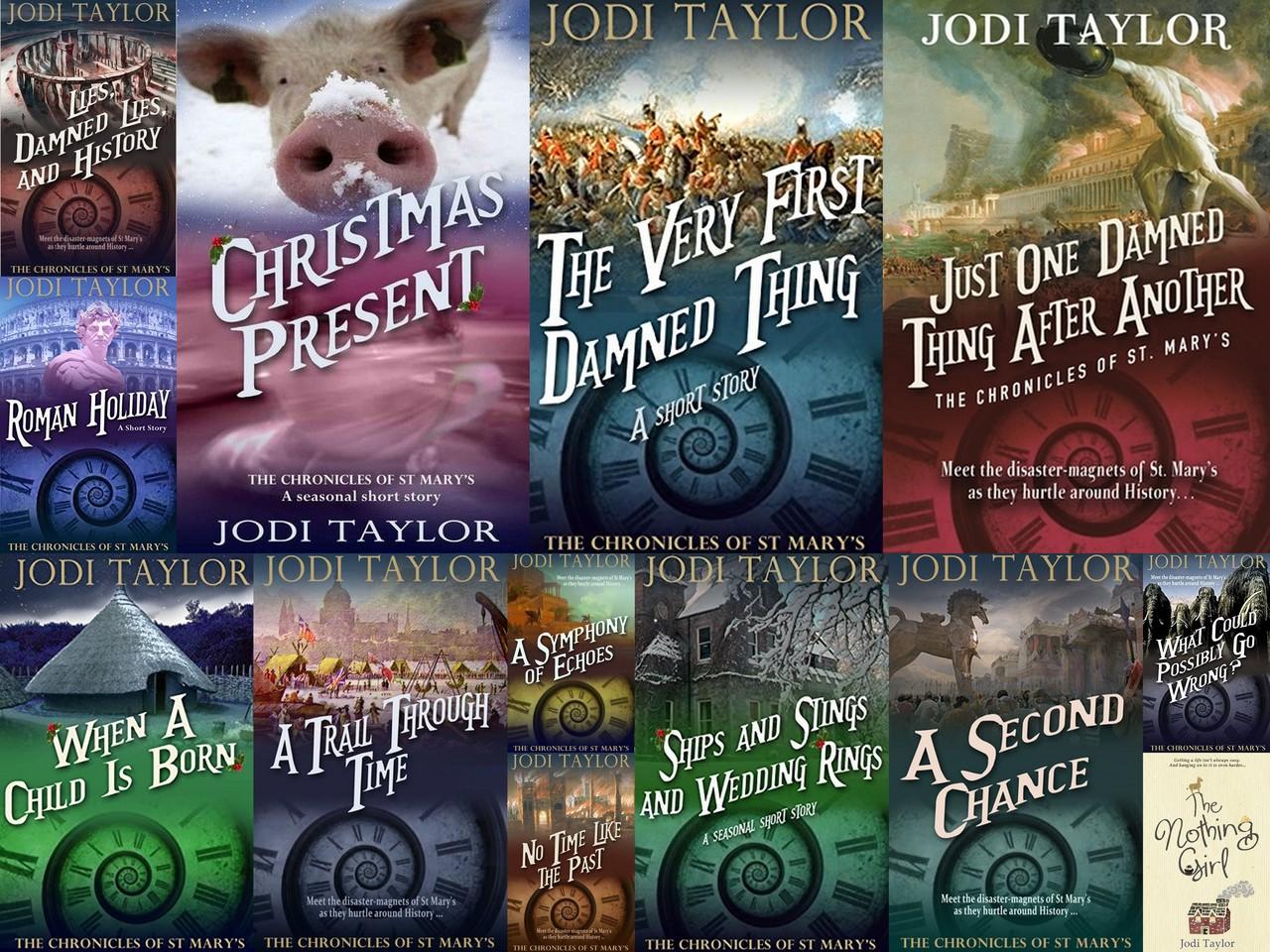Jodi Taylor - Collection