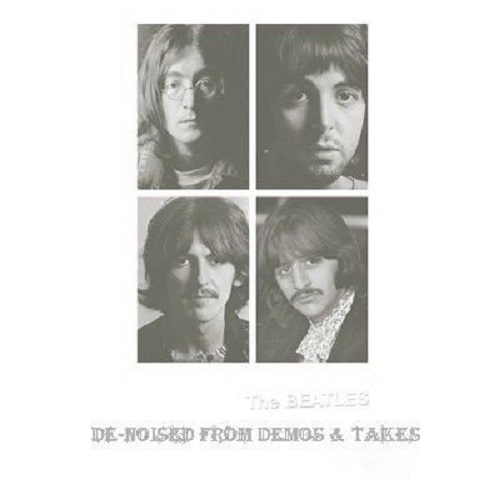 The Beatles – White Album De-Noised From Demos & Takes [2CD Bootleg] (2019)