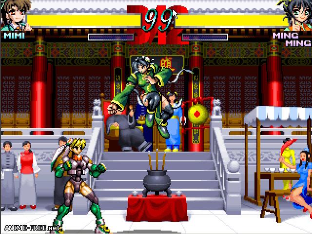 Ningyō Tsukai 2 (Metal & Lace 2) [1996] [Cen] [Action, Arcade] [JAP] H-Game