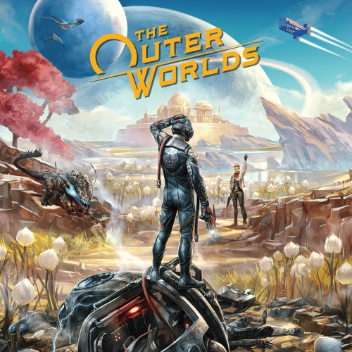 The Outer Worlds (2019) PC | Лицензия