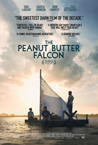The Peanut Butter Falcon 2019 DVDRip XviD AC3-EVO