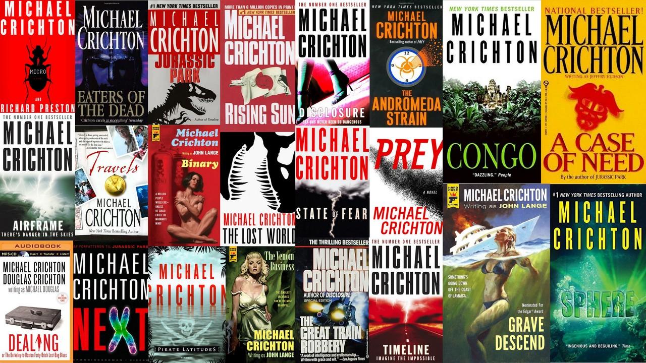 Michael Crichton - Collection