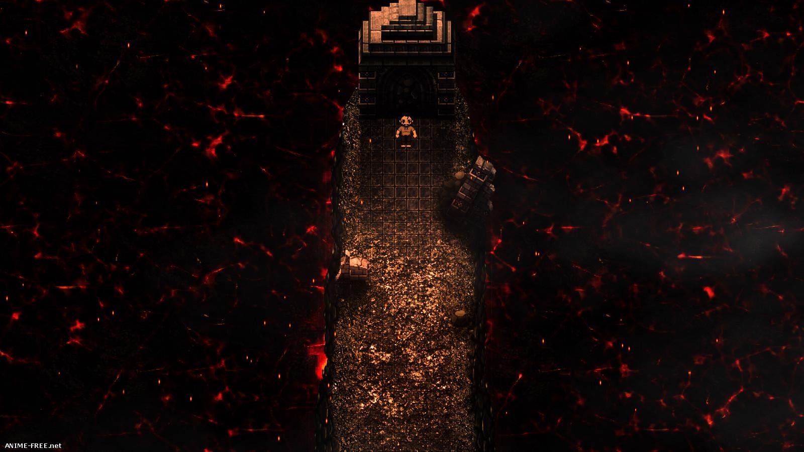 Below Sunshade [2019] [Uncen] [ADV, RPG] [ENG,RUS] H-Game