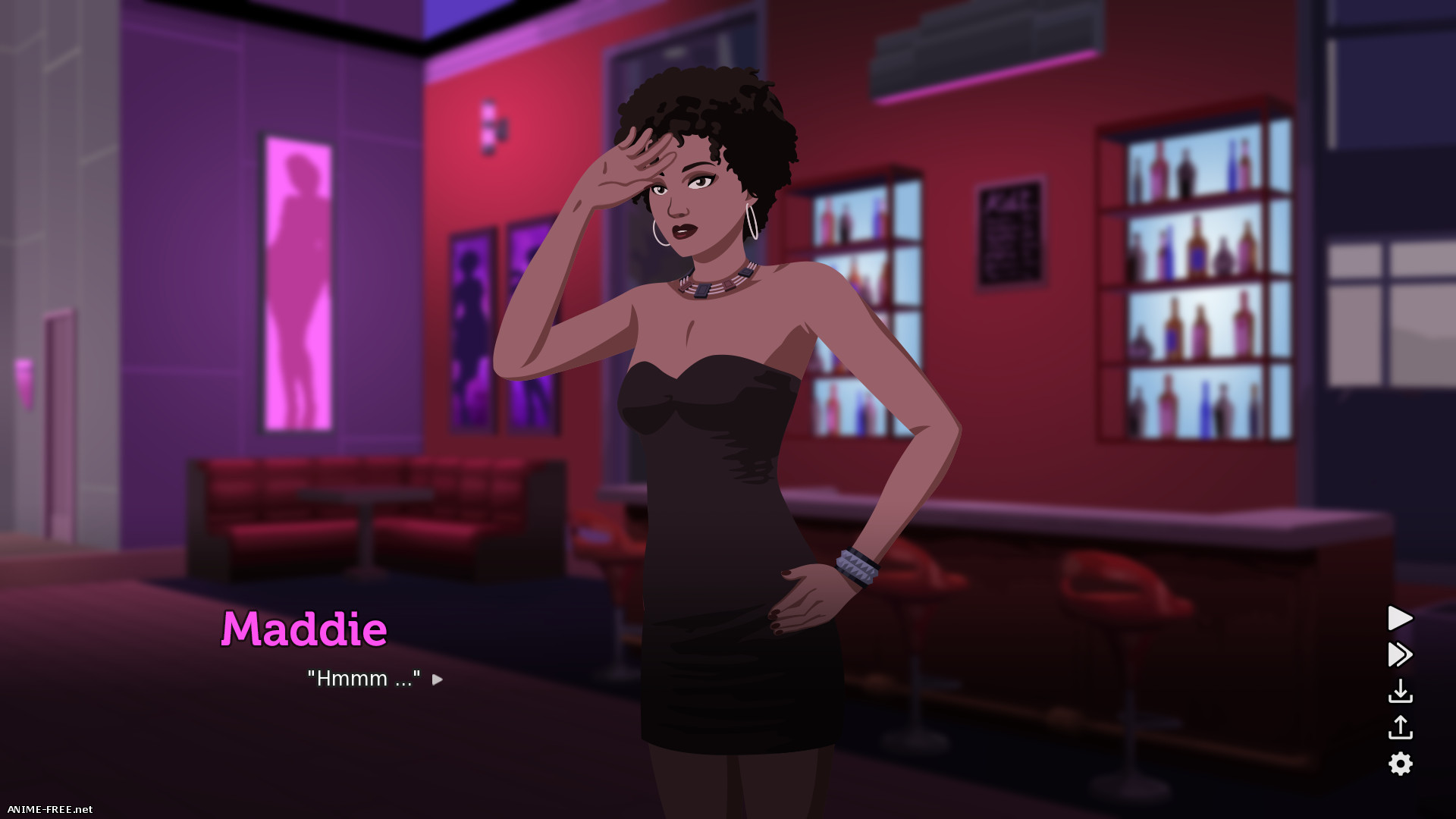 Claudias Spy [2019] [Uncen] [ADV, Dating-sim] [Android Compatible] [ENG,RUS,FRA] H-Game