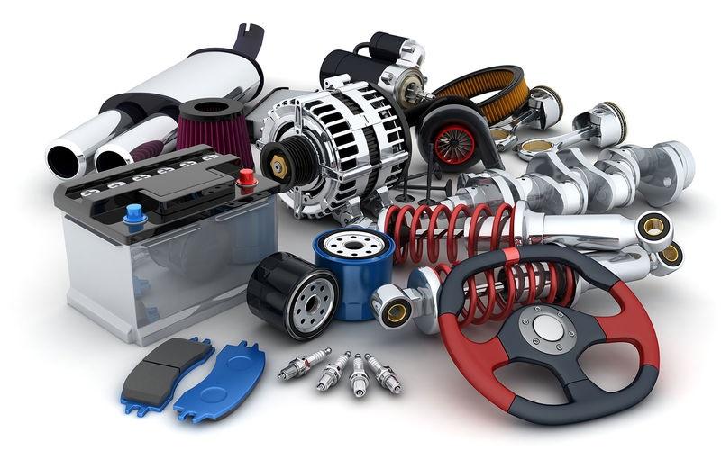 Разнообразие товаров для автомобиля
