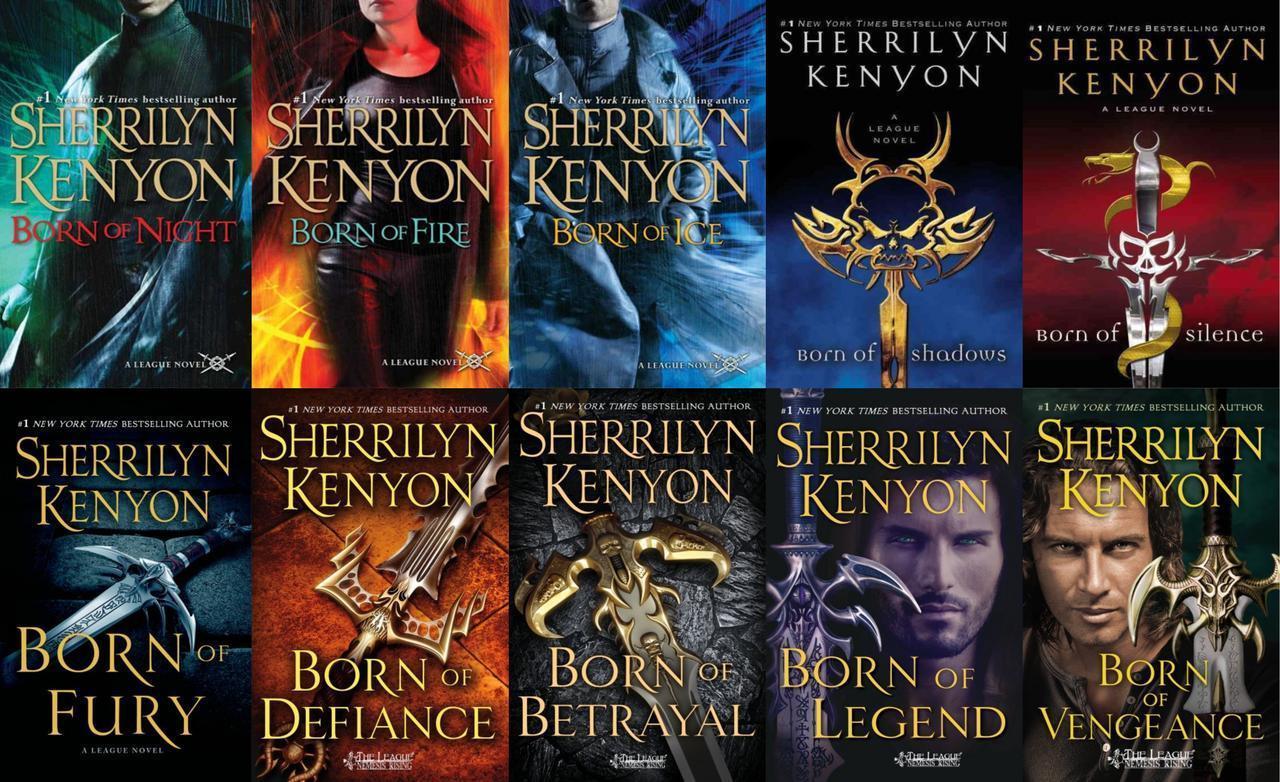 Sherrilyn Kenyon - Collection