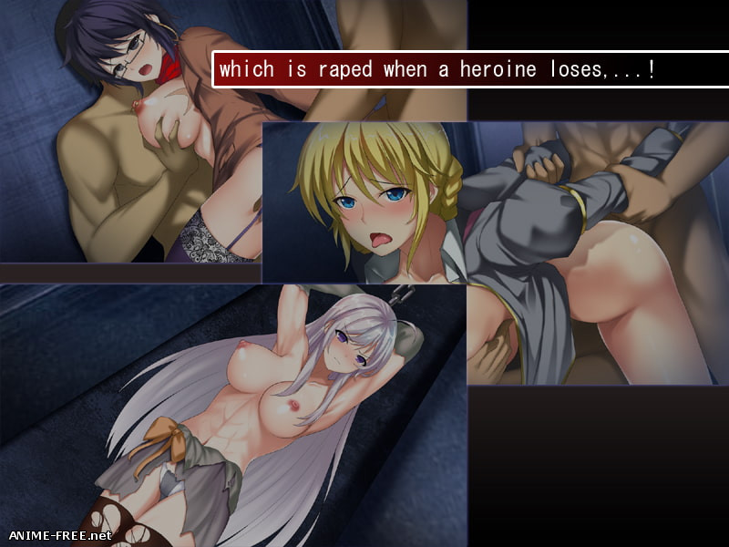 SODOM - Two Girls in a City of Violence [2019] [Cen] [SLG, RTS] [ENG,JAP] H-Game
