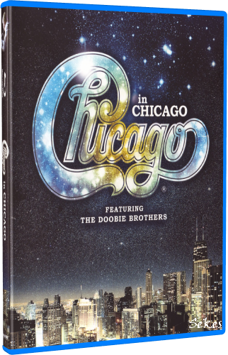 Chicago in Chicago featuring The Doobie Brothers (2010, Blu-ray)