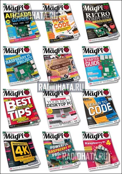 The MagPi - 2019 Full Year