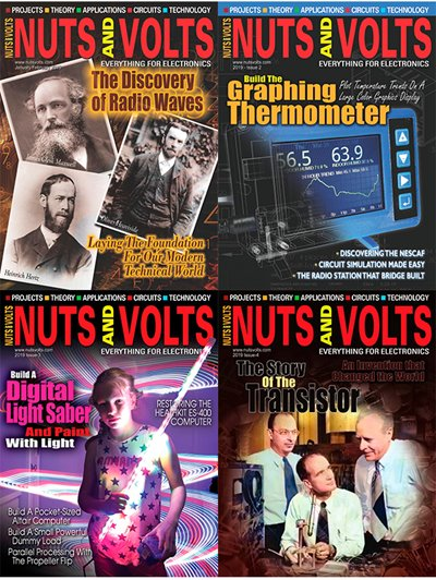 Nuts and Volts 2019