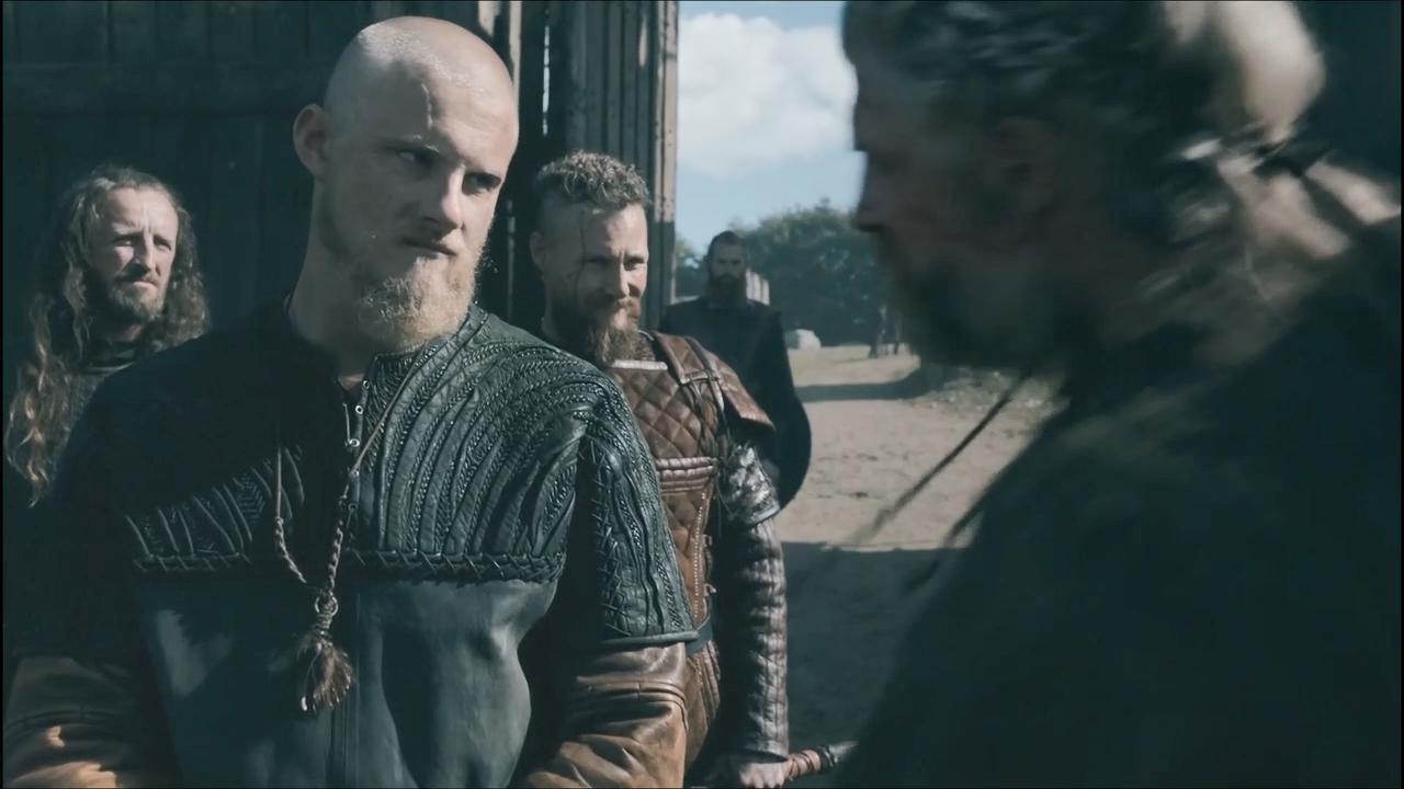 Изображение для Викинги / Vikings, Сезон 6, Серии 1-10 из 20 (2019) WEBRip 720p (кликните для просмотра полного изображения)