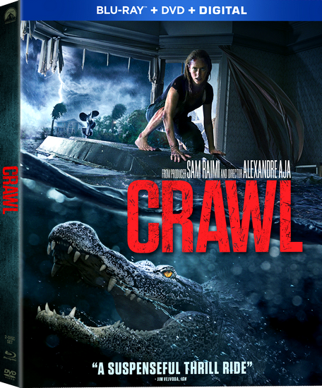 Капкан / Crawl  (2019) BDRip-AVC | D, A