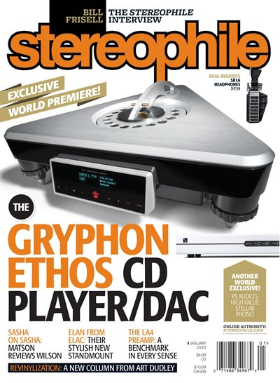Stereophile No.1 2020