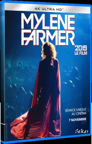 Mylene Farmer - Le film Live (2019, 4K UHD HDR Blu-ray)