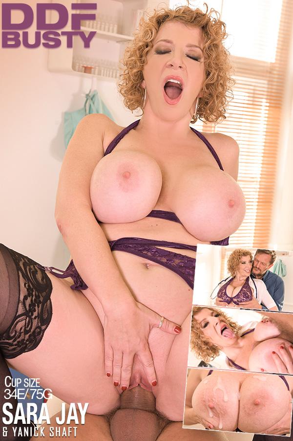 Sara Jay - Bit Tits Milf Doc Fucked Hardcore (2019) SiteRip |
