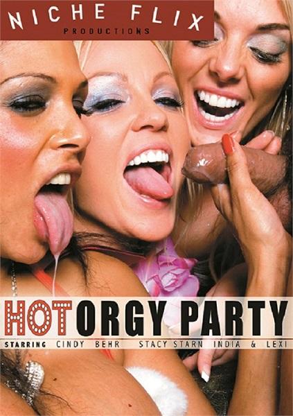Горячая вечеринка оргий / Hot Orgy Party (2019) WEB-DL