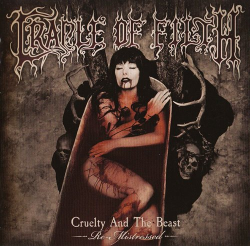 Cradle Of Filth - Cruelty And The Beast (Re-Mistressed) (1998) Reissue, Remastered, 2019, Music For Nations [FLAC Lossless image + .cue] &ltGothic Metal, Symphonic Black Metal>
