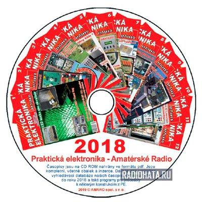 Prakticka Elektronika A Radio CD 2018