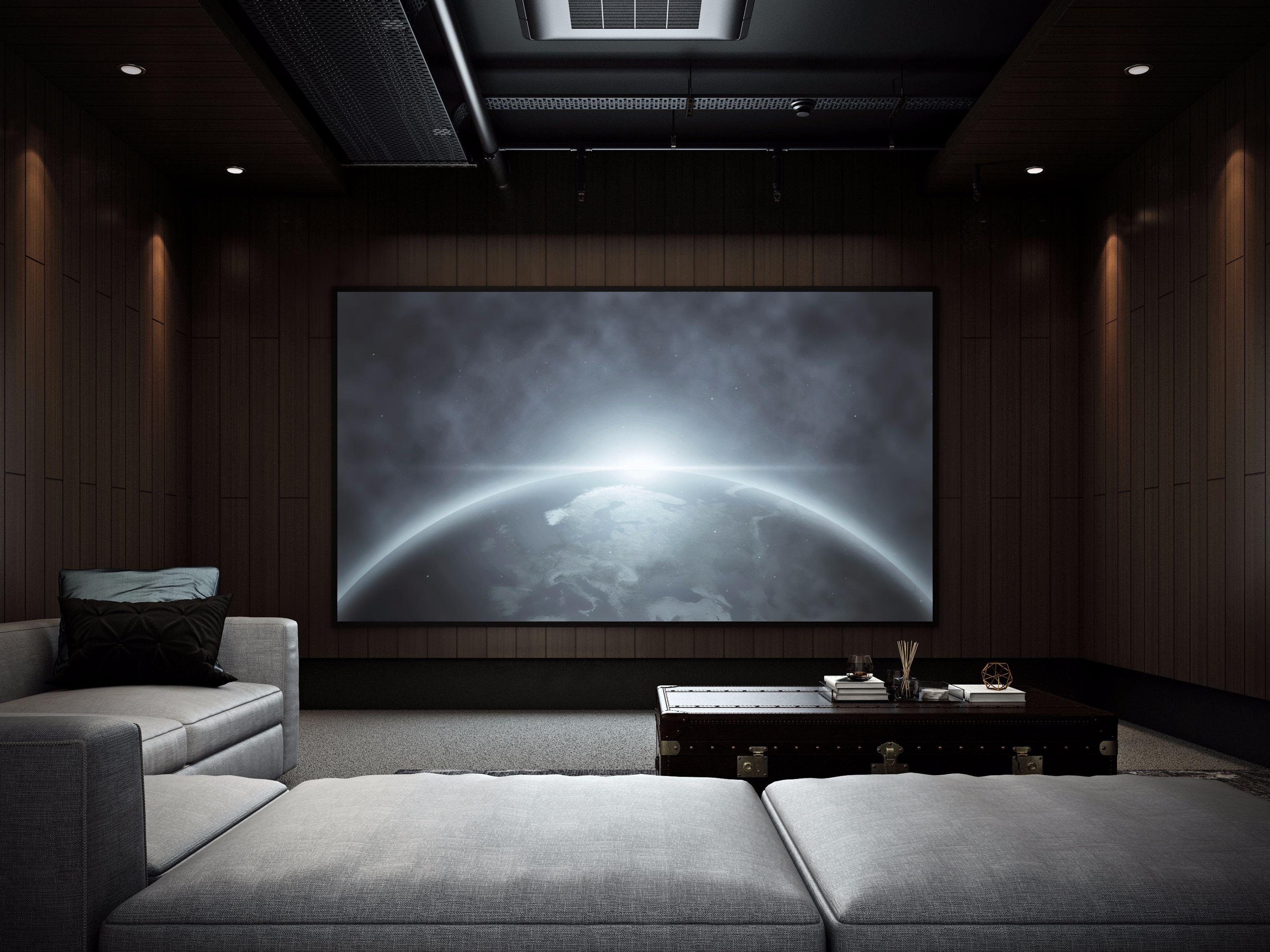 домашний кинотеатр проект