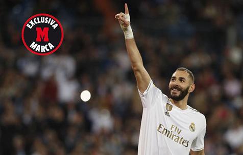 "Marca: ""Мадрид"" продлил контракт с Бензема до 2022 года"