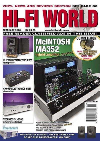 Hi-Fi World (February 2020)