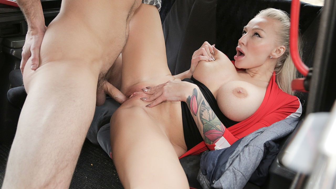 Kayla Green - Big boobs relieve his stress (2020) SiteRip |