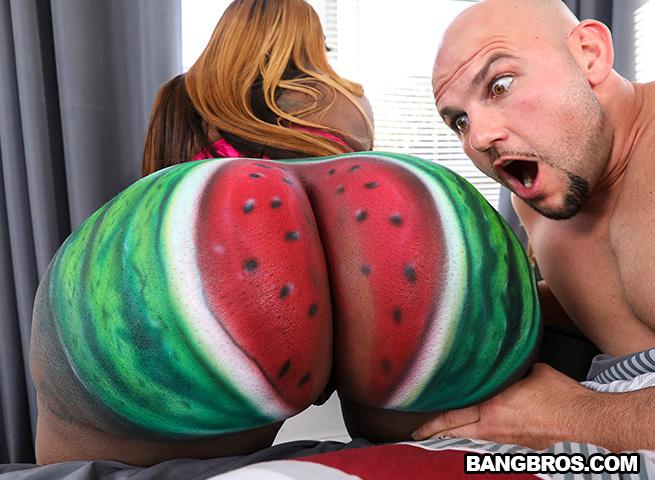 Victoria Cakes - Fuckin' That Watermelon Booty (2020) SiteRip |