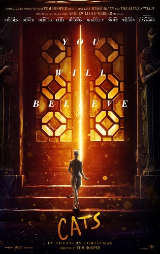 Cats 2019 HC 1080p HDRip X264-EVO