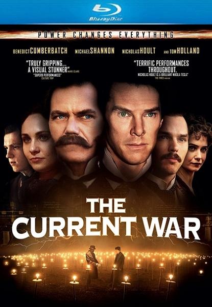 Война токов / The Current War (2017) HDRip-AVC | L