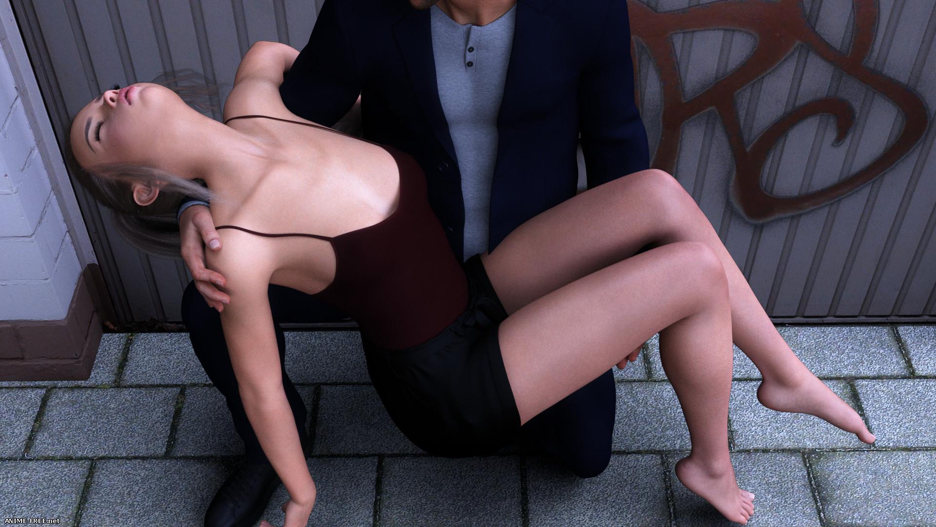 Hollywoods Bleeding [2020] [Uncen] [VN, 3DCG, ADV] [ENG,RUS] H-Game
