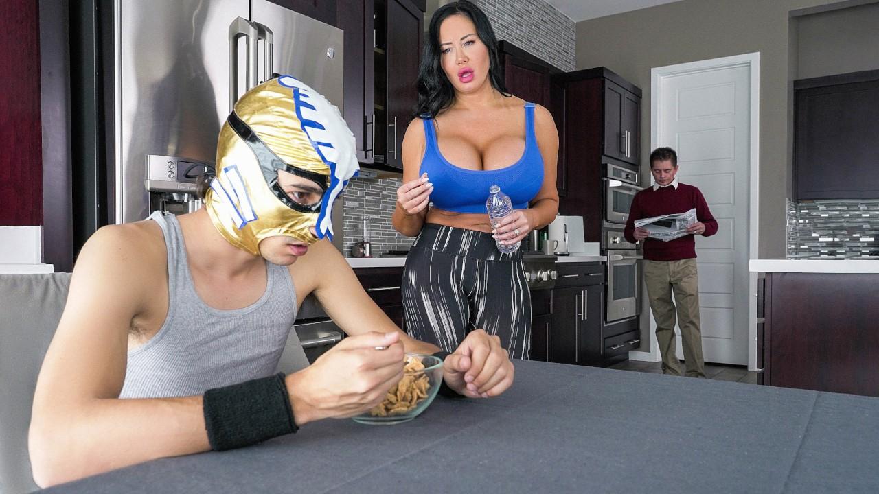 Sybil Stallone - Fuckstyle Wrestling (2020) SiteRip |