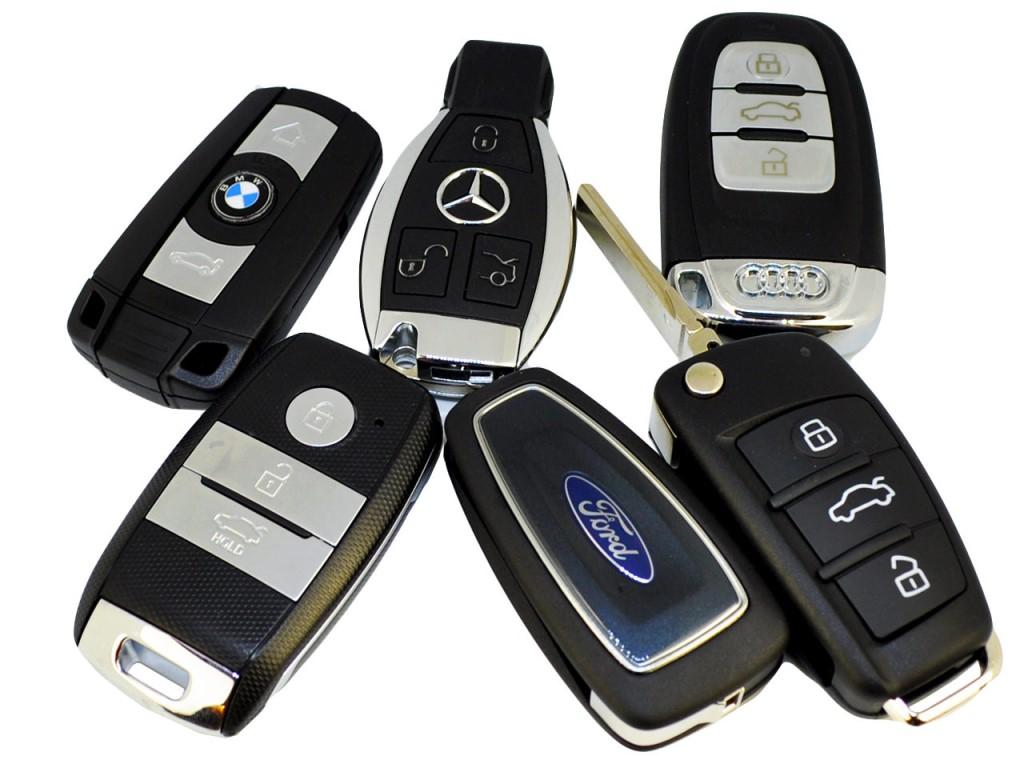 восстановление ключей для машины