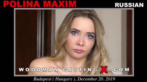 Polina Maxim - Woodman Casting X 216 (2020) SiteRip |