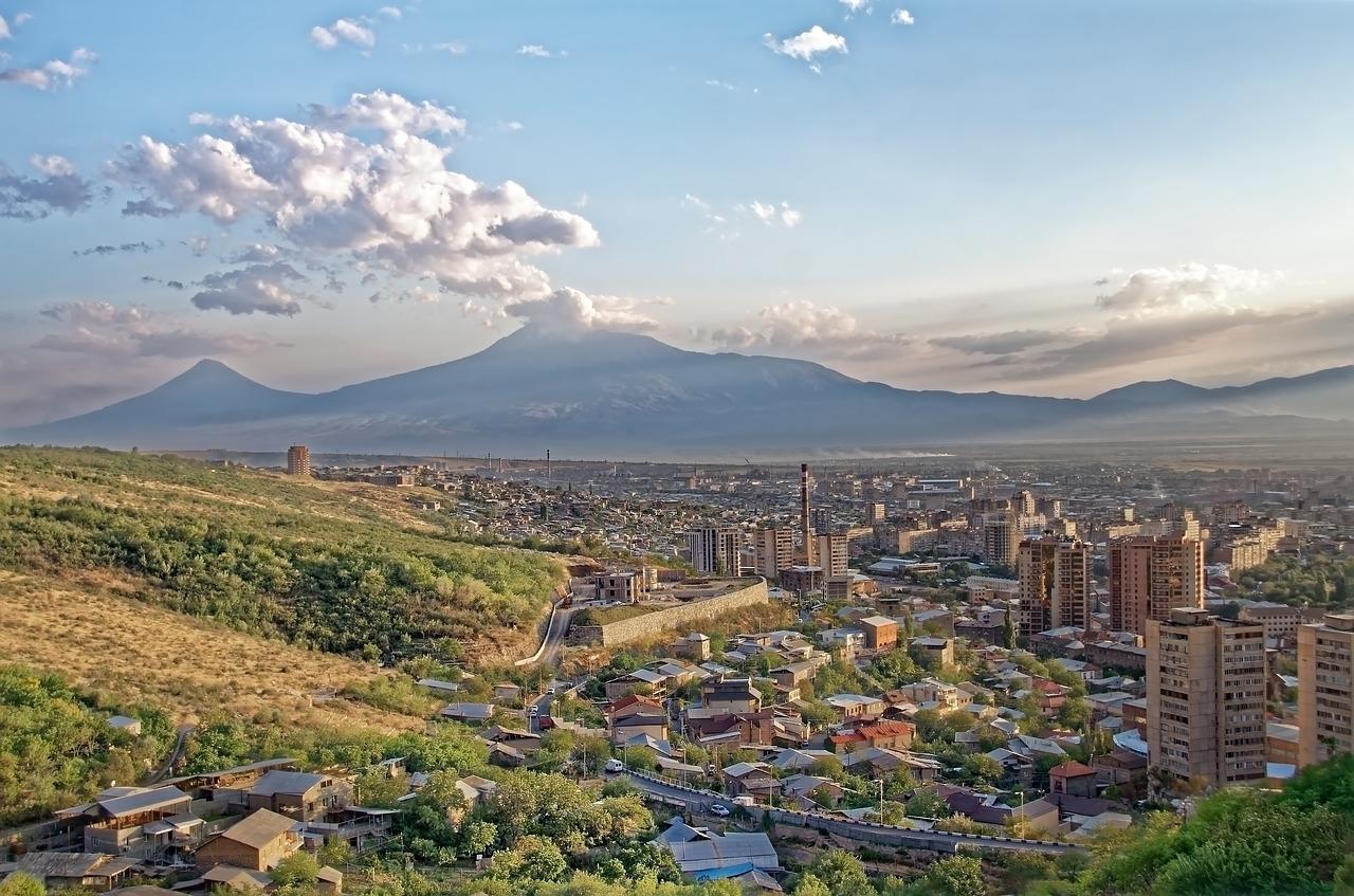 Столица Армении