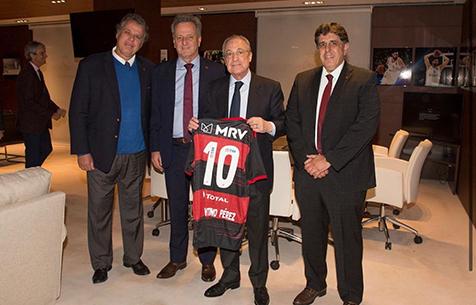 "Marca: У вице-президента ""Фламенго"" - коронавирус. Недавно он встречался с Пересом и Абидалем"