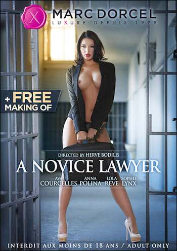 Marc Dorcel - Начинающий адвокат / La jeune Avocate / A Novice Lawyer (2014) DVDRip | Rus |