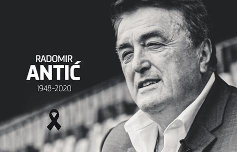 Скончался Радомир Антич