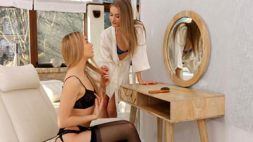 Alecia Fox, Tiffany Tatum - Girls Make Me Cum (2020) SiteRip |
