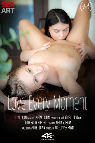 Teana & Aislin - Love Every Moment (2020) SiteRip |