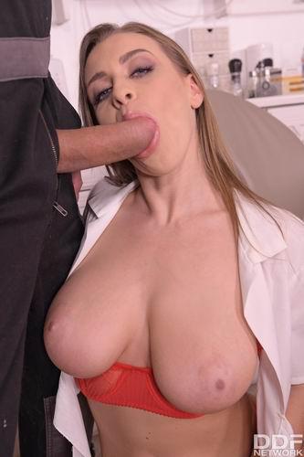Josephine Jackson - Busty Babe's Hot Sex With Handyman (2020) SiteRip |