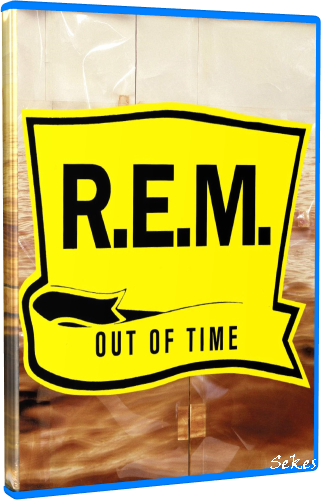 R.E.M. - Out Of Time (25th Anniversary Edition) (2016, Blu-ray)