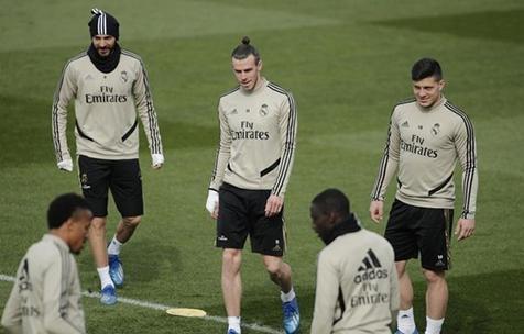 """Marca: Футболисты """"Мадрида"""" 6 мая пройдут тест на COVID-19"""