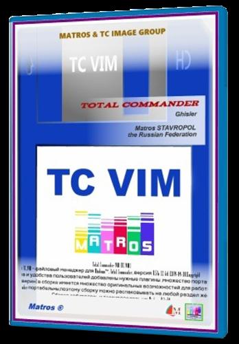 Total Commander 10 final VIM 44 (2021) РС