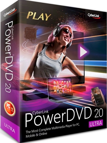 CyberLink PowerDVD Ultra v20.0.1519.62 Volume License